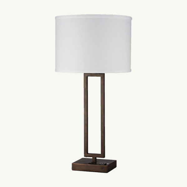 Yellow Shire Side Table Lamps Uds