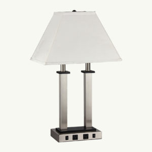 ruby collection desk tablelamps