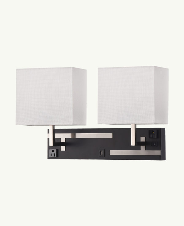 coral collection double wall lamps