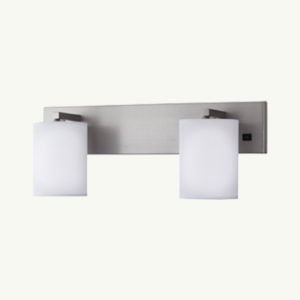 formula blue double wall lamps