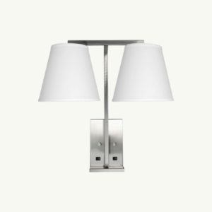 confident collection double wall lamps
