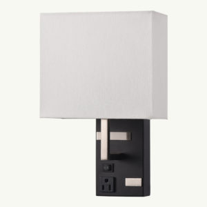 coral collection single wall lamps