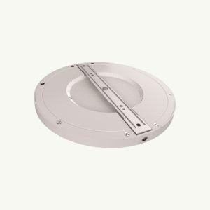18w slim panel ceiling light (back)