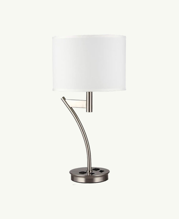 emerald collection twin table lamps